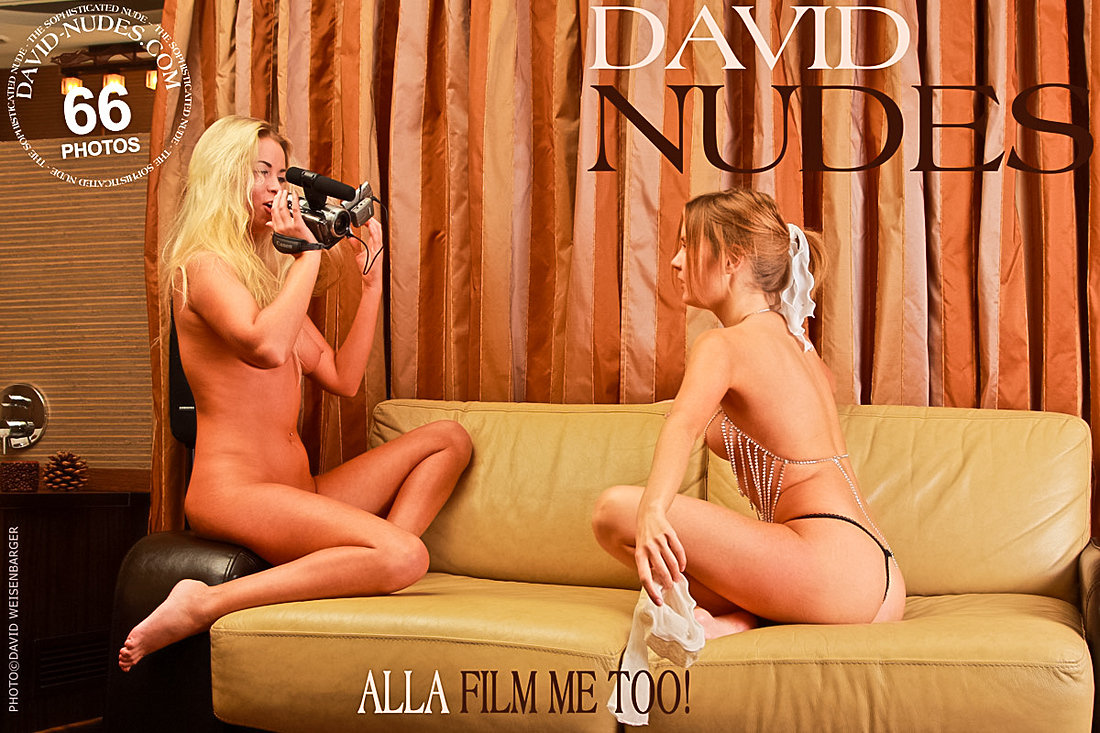 Alla Film Me Too David-Nudes