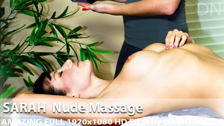 Sarah Nude Massage