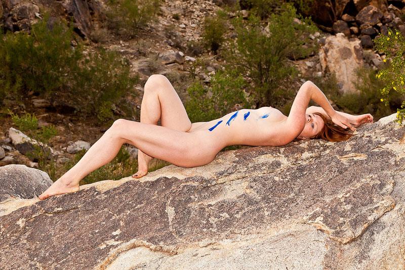 David Alfaro Siqueiros, Mujer Desnuda Acostada
