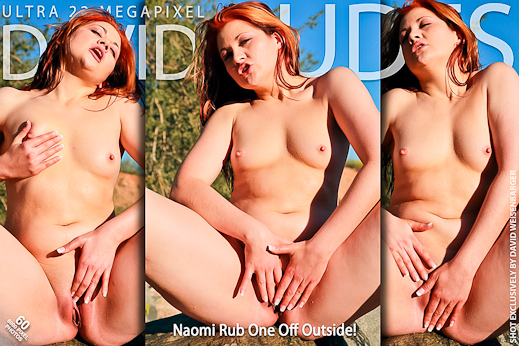 Naomi Rub One Off Outside