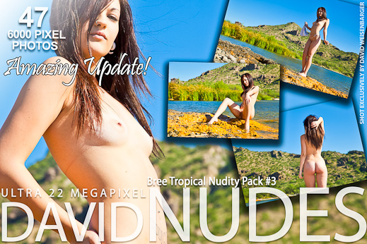 Bree Tropical Nudity Pack 3