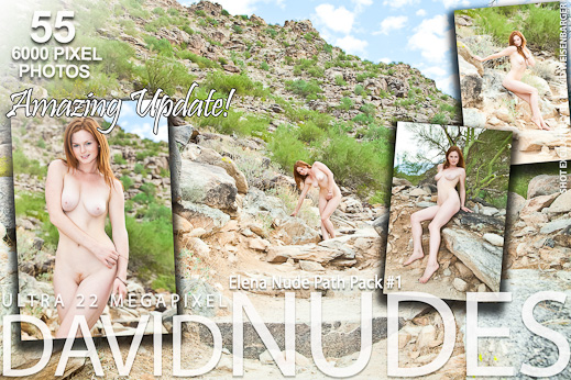Elena Nude Path Pack 1