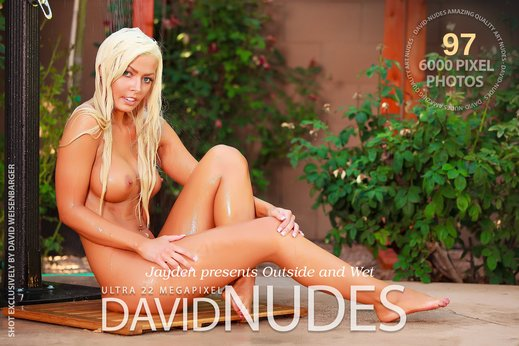 Jayden presents Outside and Wet