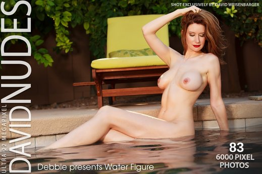 Debbie presents Water Figure