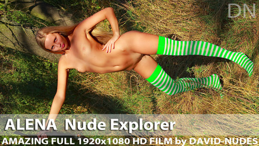 Play  Alena Nude Explorer
