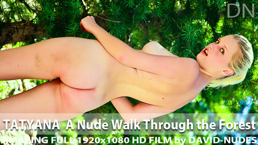 Play  Tatyana A Nude Walk Through the Forest