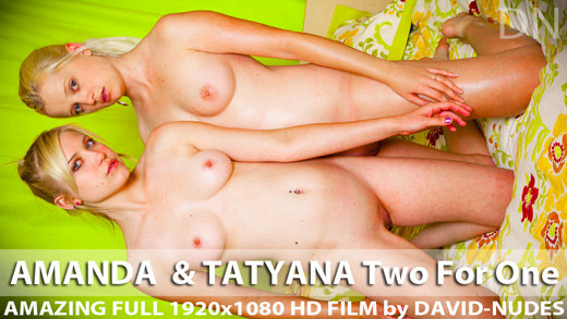 Play  Amanda and Tatyana Two For One