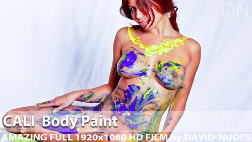 Play  Cali Body Paint