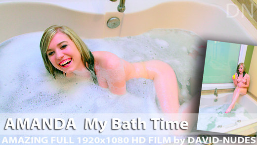 Play  Amanda Bath Time