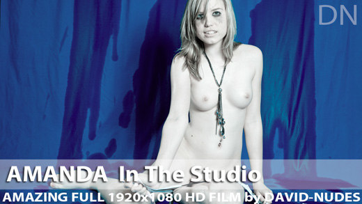 Play  Amanda In the Studio