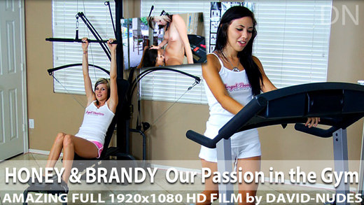 Play  Honey and Brandy Our Passion in the Gym