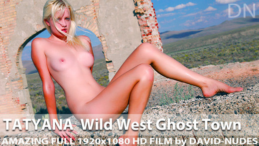 Play  Tatyana Wild West Ghost Town