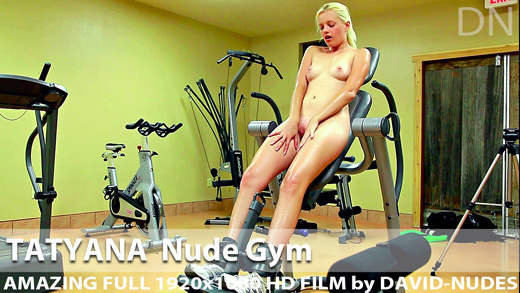 Play  Tatyana Nude Gym