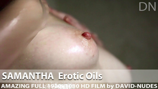 Play  Samantha Erotic Oils