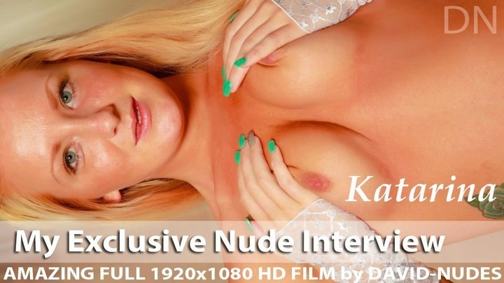 My Interview With David-Nudes