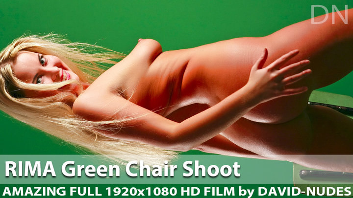Rima Green Chair Shoot
