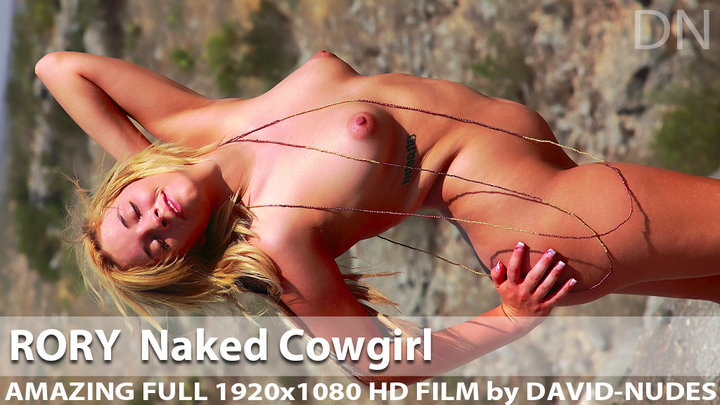 Rory Naked Cowgirl