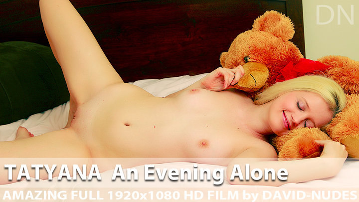 Tatyana An Evening Alone