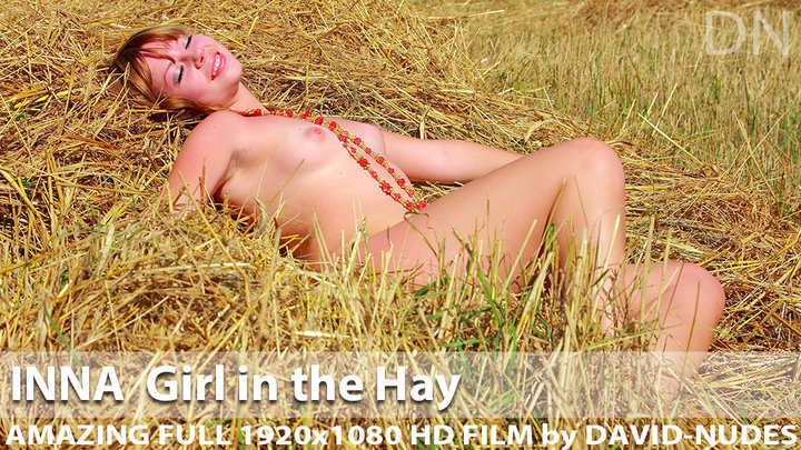 Inna Girl in the Hay