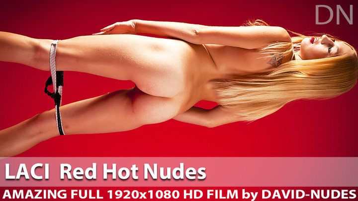 Laci Red Hot Nudes