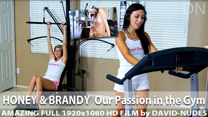 Honey and Brandy Our Passion in the Gym