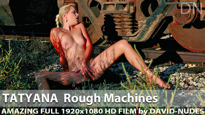 Tatyana Rough Machines