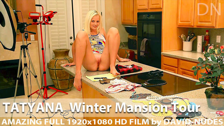 Tatyana Winter Mansion Tour