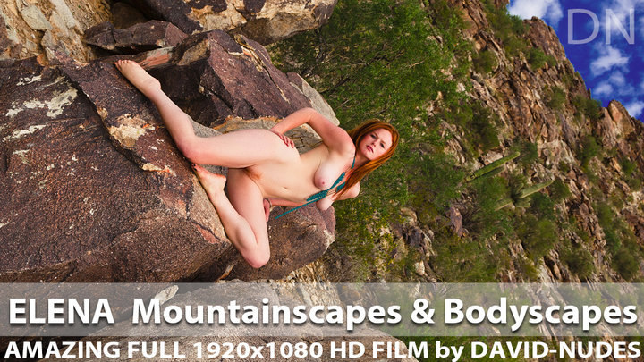 Elena Mountainscapes and Bodyscapes