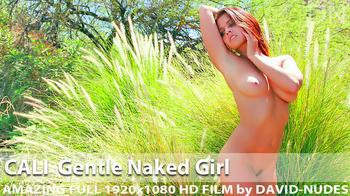 Cali Gentle Naked Girl