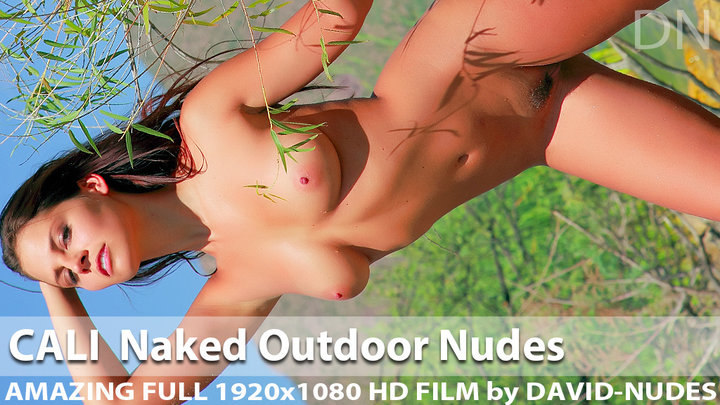 Cali Naked Outdoor Nudes