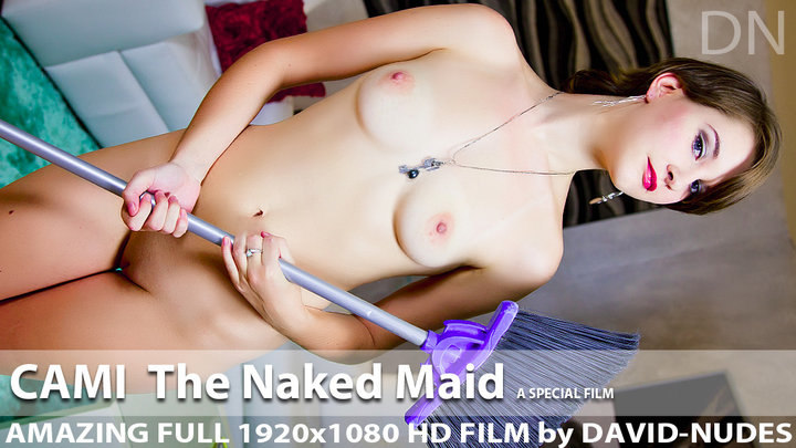 SPECIAL FILM The Naked Maid featuring Cami