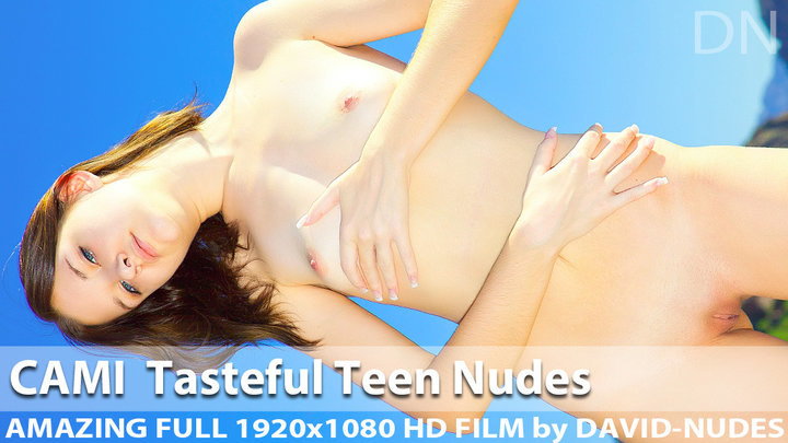 Cami Tasteful Teen Nudes