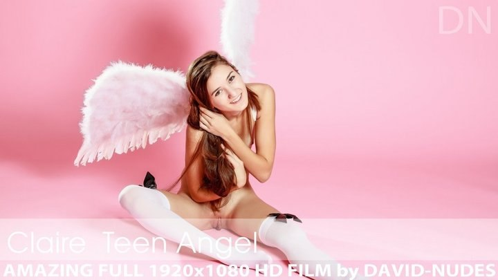 Claire presents Teen Angel